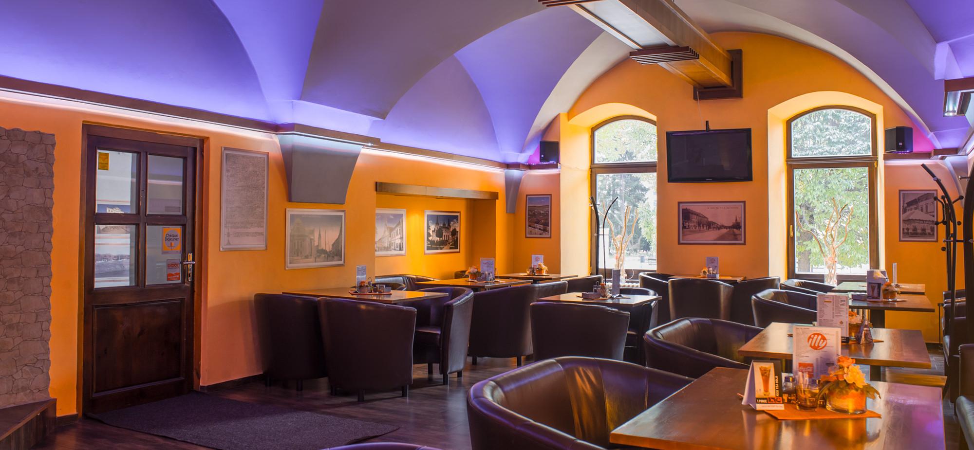 Spiš restaurant - kaviareň