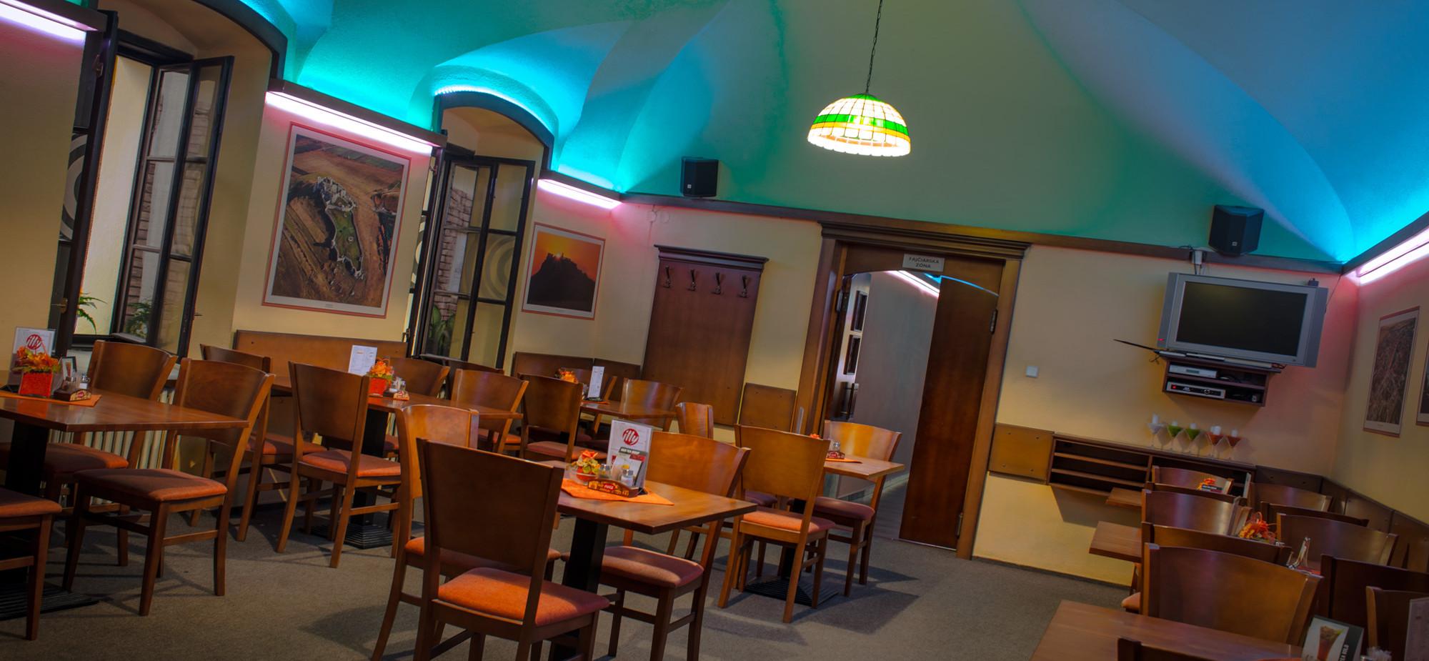 Spiš restaurant - reštauračná časť